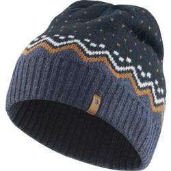 Fjällräven - Ovik Knit Hat Dark Navy - Mützen