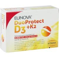 STADA EUNOVA DuoProtect D3+K2 4000IE/80UG