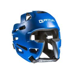 Kopfschutz QUANTUM XP, blau (Größe: M, Farbe: Blau)