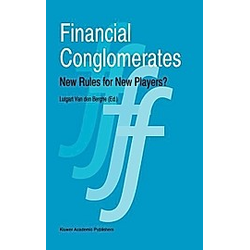 Financial Conglomerates - Buch