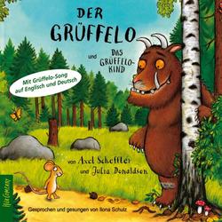 Der Grüffelo und das Grüffelokind als Hörbuch Download von Julia Donaldson/ Axel Scheffler