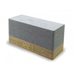 Soundmaster UR620 Radiowecker mit Bluetooth & USB-Ladefunktion