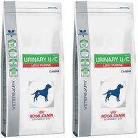 Royal Canin Urinary U/C VVC 18 Low Purine Canine 2 x 14 kg