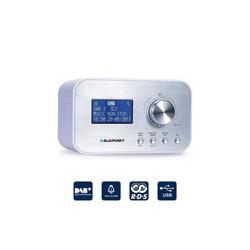 Blaupunkt CLRD 30 WH Radio (Digitalradio (DAB), 6 W, Digital Radio DAB+ mit Weckerfunktion)