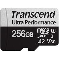 Transcend microSDXC 340S 256GB Class 10 UHS-I