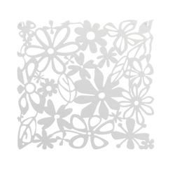 KOZIOL Raumteiler Alice 4-tlg. Weiß
