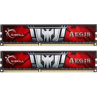 G.Skill Aegis 16GB Kit DDR3 PC3-12800 (F3-1600C11D-16GIS)