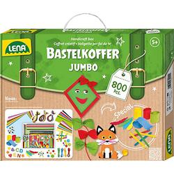 Bastelkoffer Jumbo, 800 Teile
