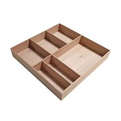 Fackelmann STANFORD Organisations Box Buchenholz