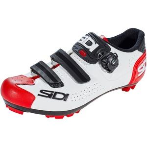 Sidi MTB Trace 2 Schuhe Herren white/black/red EU 38 2020 MTB Klickschuhe