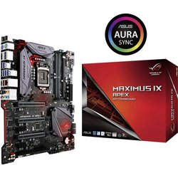 Asus MAXIMUS IX APEX Mainboard Sockel Intel® 1151 Formfaktor ATX Mainboard-Chipsatz Intel® Z270