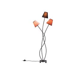 KARE Stehlampe Stehlampe Flexible Mocca Tre