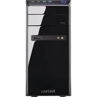 Captiva R48-648 AMD A8 A8-9600 16 GB DDR4-SDRAM 1240 GB HDD+SSD Schwarz Windows 10