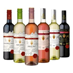 Weinpaket Lorenzo de Medici 6 x 0,75 Liter