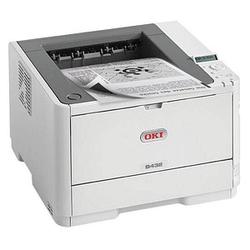 OKI B432dn Laserdrucker grau
