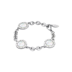 Lotus Style Edelstahlarmband JLS1752-2-1 Lotus Style Armband silber LS1752-2/1 (Armbänder), Armbänder für Damen Edelstahl (Stainless Steel)