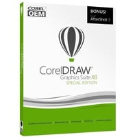 Corel CorelDRAW Graphics Suite X8 Special Edition inkl.Corel AfterShot 3 DE Win