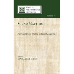 Sound Matters als Buch von