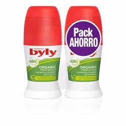 ORGANIC EXTRA FRESH deodorant ROLL-ON set