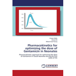 Pharmacokinetics for optimizing the dose of Gentamicin in Neonates als Buch von Khaled Alfaify/ Ahmed Ali/ Mohammad Farouq