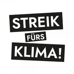 Fridays for Future - Streik fürs Klima (60x60mm)
