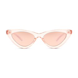 Seen Kunststoff Schmetterling / Cat-Eye Rosa/Rosa Sonnenbrille, Sunglasses | 0,00 | 0,00 | 0,00