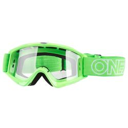 O'Neal Crossbrille B-Zero Grün Anti-Fog