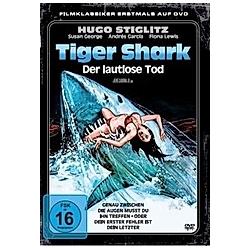 Tiger Shark-Der lautlose Tod - DVD  Filme