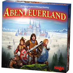 Haba Spiel, Abenteuerland