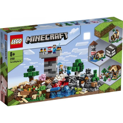 LEGO® Puzzle LEGO® Minecraft 21161 Die Crafting-Box 3, Puzzleteile