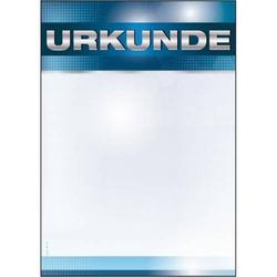 Designpapier Urkunde Sport A4 185g/qm VE=12 Blatt
