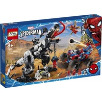 Lego Marvel Hinterhalt des Venomosaurus 76151