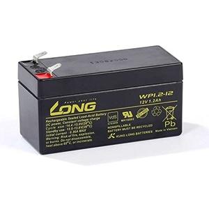 Akku kompatibel D1.3S 12V 1.2Ah wie 1.3Ah AGM Blei Accu wartungsfrei SLA Battery