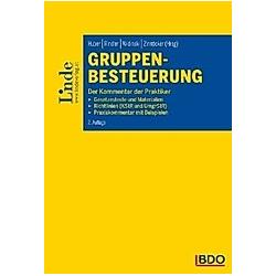 Gruppenbesteuerung - Buch