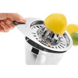 RÖSLE Zitronenpresse aus Edelstahl