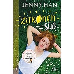 Zitronensüß. Jenny Han  - Buch