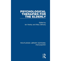 Psychological Therapies for the Elderly: eBook von