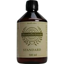 Olivenblatt Extrakt Sparflasche