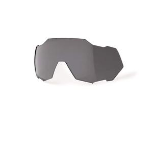 100% Speedtrap Gläser, Radbrille, Unisex, Erwachsene, rauchfarben
