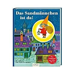 Das Sandmännchen ist da! - Buch