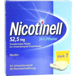 Nicotinell 52.5 mg 24 h Pflaster