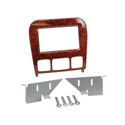 2-DIN RB S Klasse (W220) Holzoptik