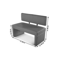 SAM® Sitzbank Sander