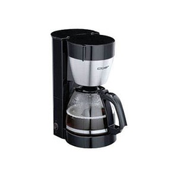 Cloer 5019 Kaffeemaschine schwarz