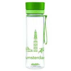 Trinkflasche Aveo, 0,6 Liter, Grün – Amsterdam