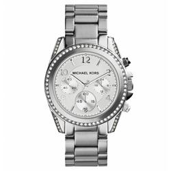 MK5165 Armbanduhr für Damen Damenuhr Uhr Silber