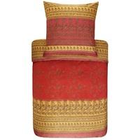BASSETTI Montefano rot (135x200+80x80cm)