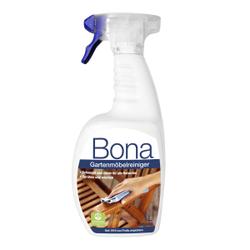 Bona Gartenmöbelreiniger, Holzreiniger schonend und sicher für alle Holzarten, 1 Liter - Sprühflasche