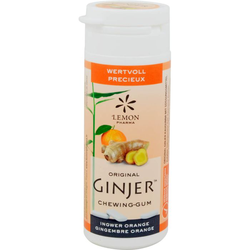 INGWER GINJER Kaugummi 30 g