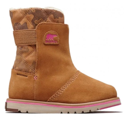 SOREL RYLEE CAMO YOUTH Stiefel 2020 elk pink ice - 32